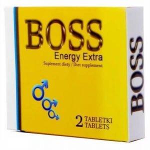Tabletki na potencję Boss Energy - opinie po ogromnym rozczarowaniu
