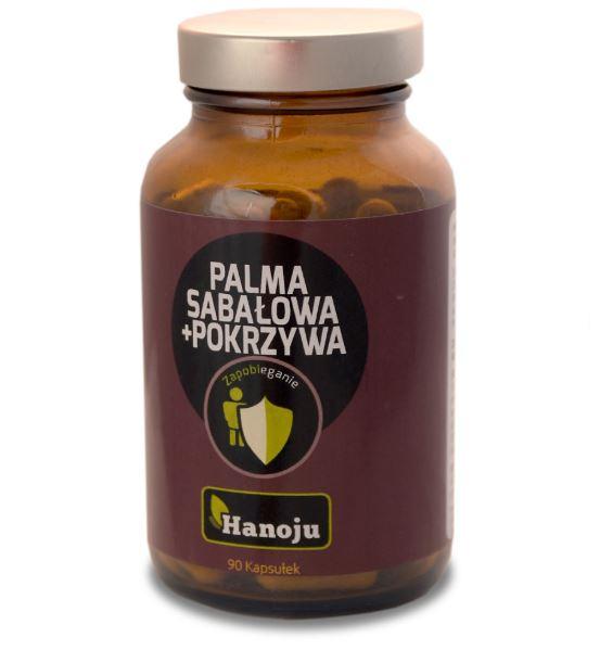 Moja przygoda z potencją - Hanoju Palma Sabałowa + Pokrzywa - opinie po kuracji