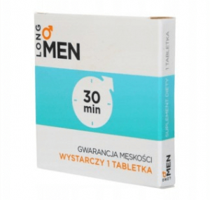 Tabletki na potencję Long Men - opinie o niedziałającym preparacie