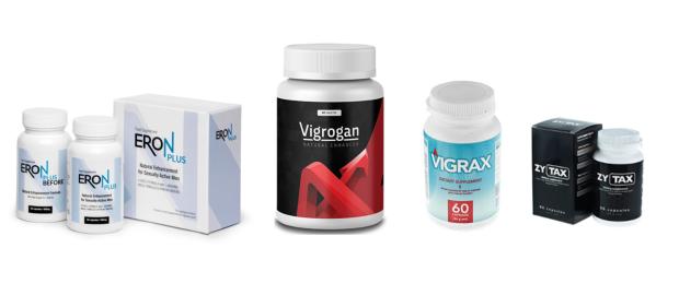 Najlepsze tabletki na potencję - ranking produktów
