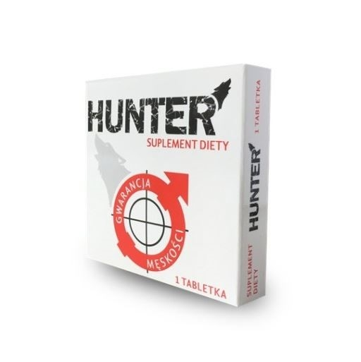 Tabletki na potencję Hunter - opinie, negatywna recenzja i przestroga