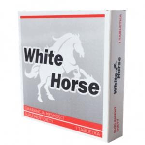 White Horse kapsułki na potencję - opinia mojego zawiedzionego chłopaka